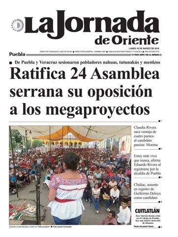 Conocer gente Puebla comoda
